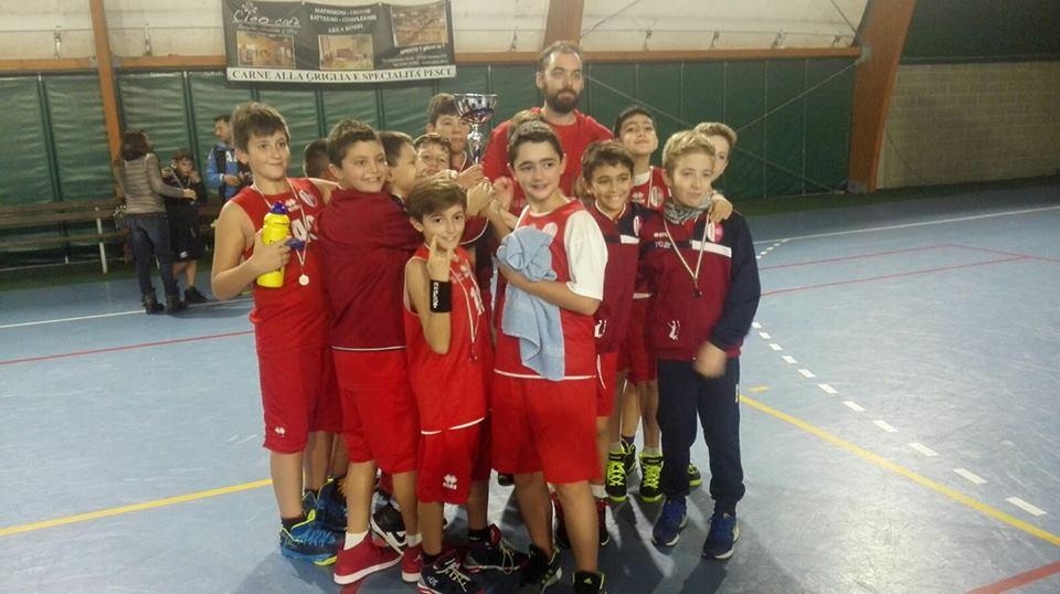 gs San Martino Siccomario Basket pallacanestro bimbi 3