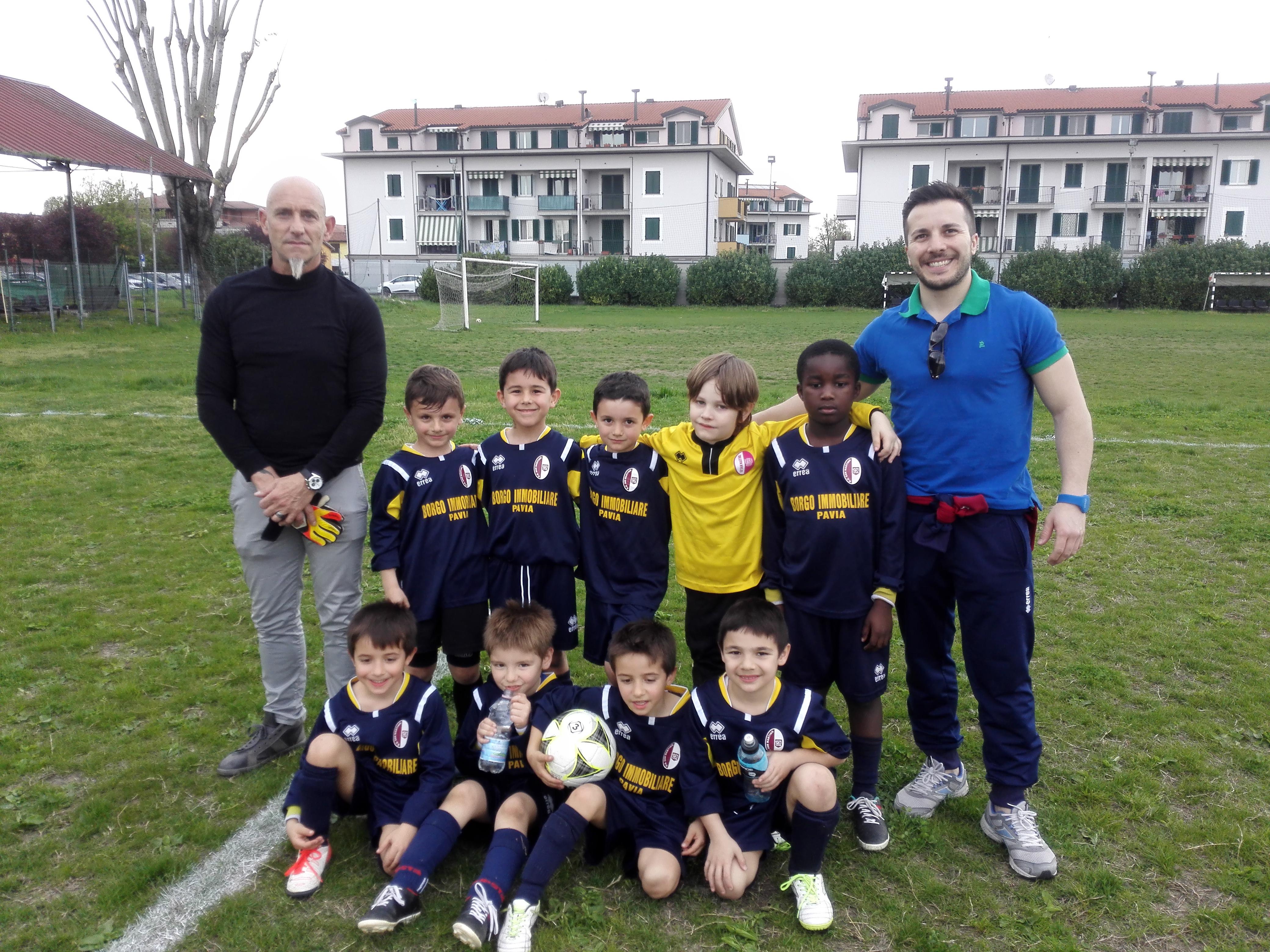 Piccoli Amici 2010 e 2011 / stagione sportiva 2016-17