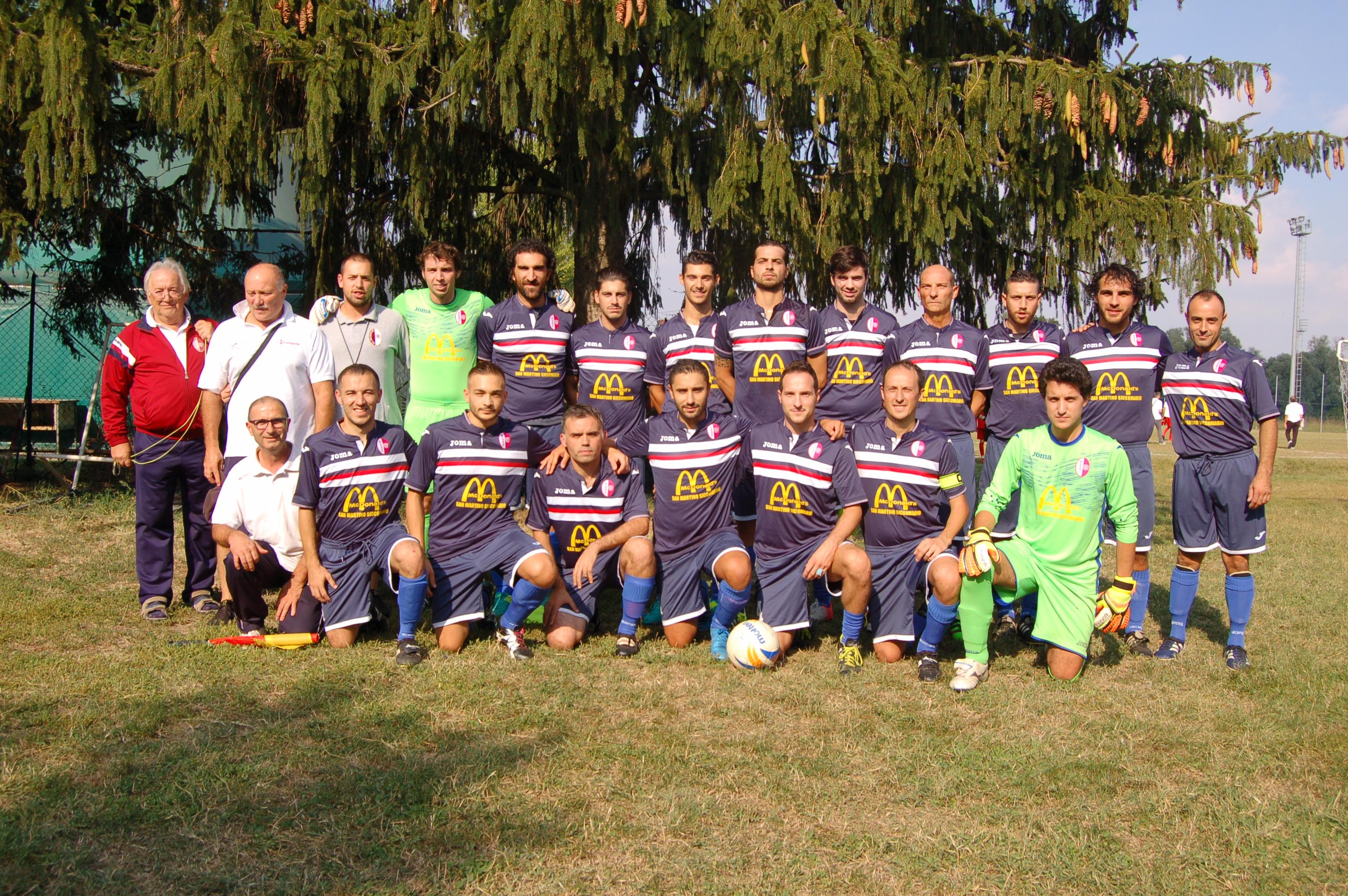 Terza Categoria / stagione sportiva 2016-17 / CAMPIONI PROVINCIALI
